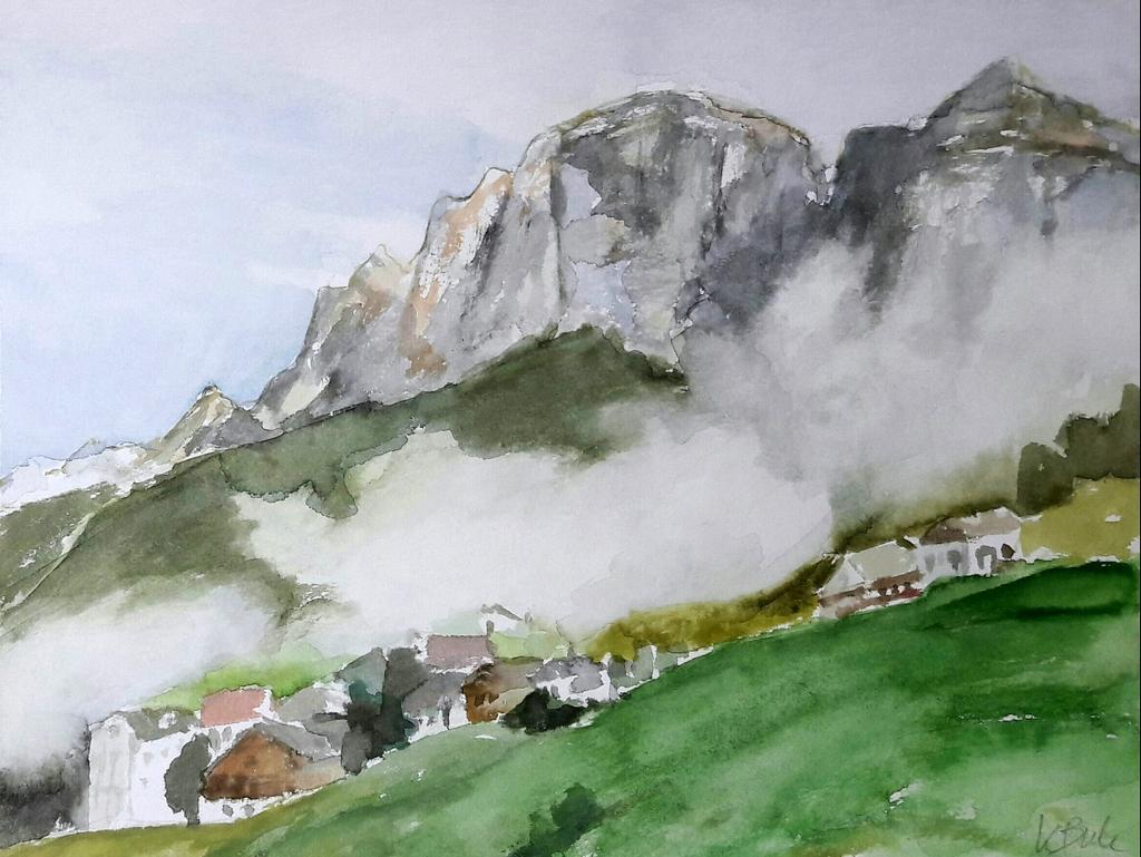 Domki w Dolomitach